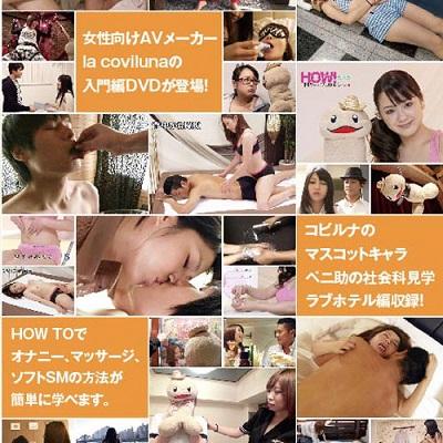 女性向けエッチ指南DVD