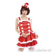 サンタクロースコスプレでクリスマスを盛り上げよう