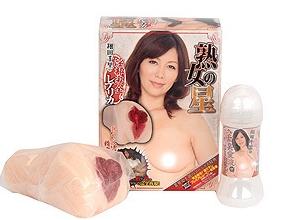 翔田千里熟女の星ローション