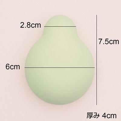 irohaローターサイズ