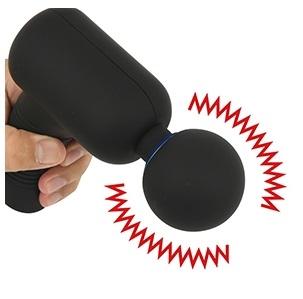 ストロングパワーバイブレーティングガン振動